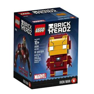 LEGO BrickHeadz Iron Man (Marvel)