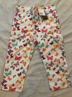 H&M Butterfly Pants