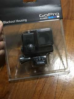 Gopro 4 blackout housing AHBSH-401