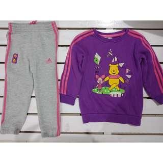 Adidas Terno: jacket & jogging pants