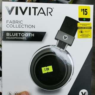 Vivitar bluetooth headphone