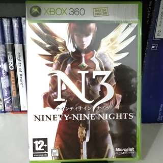 Xbox 360 - Ninety Nine Nights