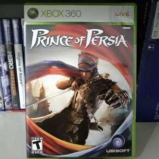 Xbox 360 - Prince Of Persia