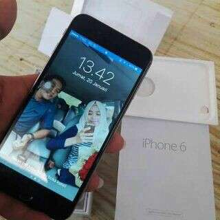 IP 6 GREY 16GB