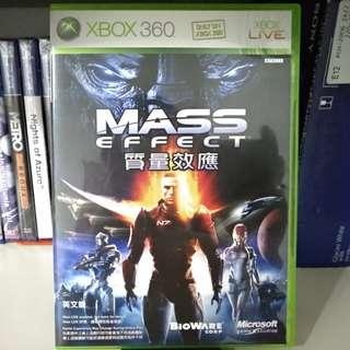 Xbox 360 / One - Mass Effect