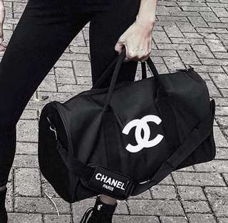 Chanel Travel Bag Weekender VIP GIFT AUTHENTIC‼️