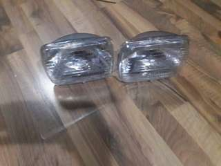 toyota hi ace head lamp