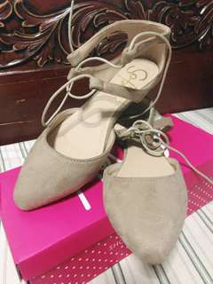 So Fab / Lace Up Shoes / BRANDNEW