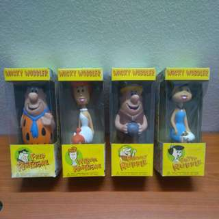 Hanna Barbera Flintstones Bobble Head