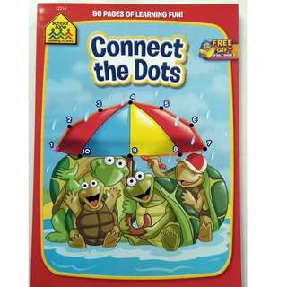 Children's Activity Book - Connect The Dots