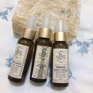 The Oilist Ph Get 3 50ml sprays