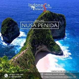 Explore Nusa Penida Bali