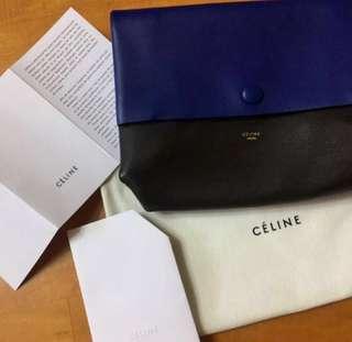 💙New Celine clutch pouch
