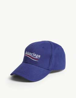 Balenciaga Bernie strapback cap