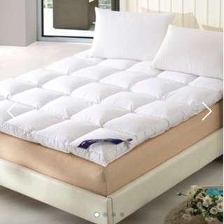 【☁︎軟床褥墊 子 榻榻米折疊 防滑 單人 雙人 床墊☁︎】