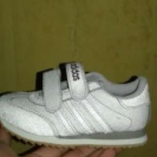 I03 Sneakers adidas silver