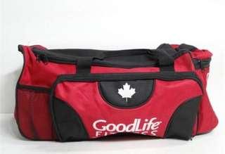 GoodLife gym bag