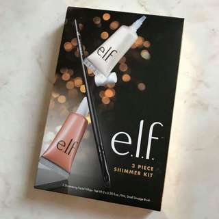 Elf Lip Shimmer Lip Balm kit