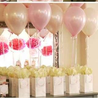 Goody bag Hot air balloons