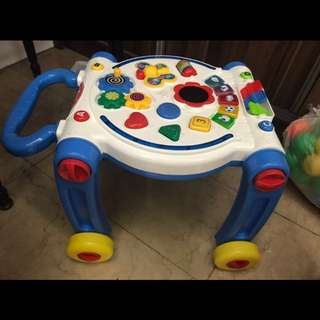 Playtime Activity Table