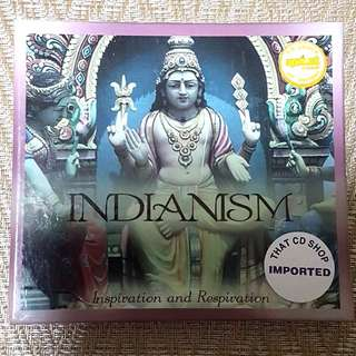 Indianism - lnspiration and Respiration 2CDs