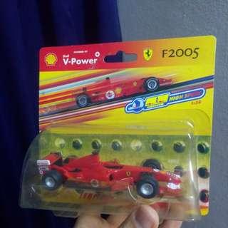 Full Set Ferrari Shell Car First Generation