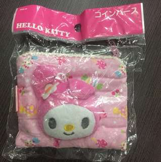 My melody wallet coin pouch