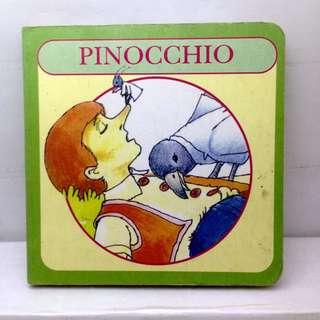 Board Book import - Buku Cerita Anak Pinocchio