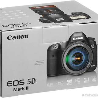 [LOOKING FOR] Canon 5D Mark III Box