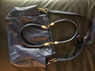 Cobalt blue Marc by Marc Jacobs bag