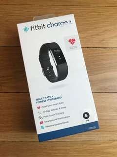 Brand New Fitbit Charge 2