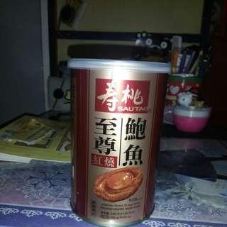 壽桃牌至尊紅燒即食鮑魚1罐