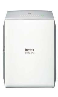 Instax share sp 2 photo printer