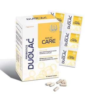 [Brand New] Duolac Care 60's