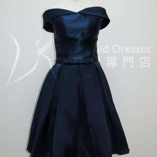 緞緞緣份系列 姊妹裙 晚裝 Grad Din