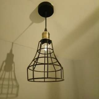 Industrial Pendant Light small