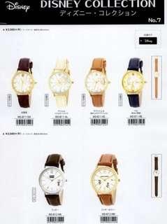 訂購Disney Land 米奇 公主 手錶