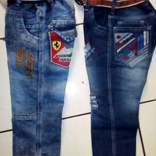 Celana jeans anak anak