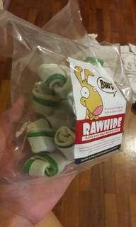 BURP rawhide chew