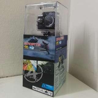 Sport 4K Ultra HD Wifi Camera