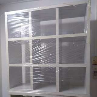 Box Shelves 3x3