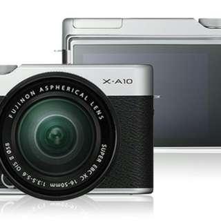 Kredit kamera Fujifilm Xa10