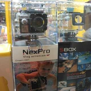 Kredit Action Camera Nexpro