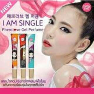 Single parfume gel cathy doll 15gr