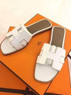 🐴Hermes🦄 經典H拖鞋 ✨37碼✨全新現貨