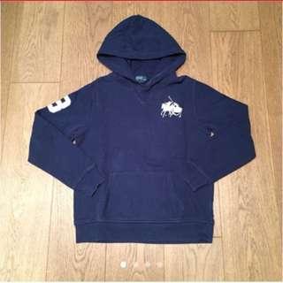 Polo Ralph Lauren Navy Blue hoodie