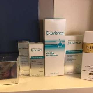 全新護膚品及化妝品sample