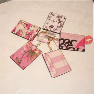 Victoria secret 卡片套/證件套