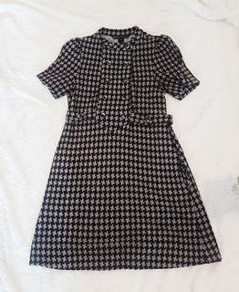 Marc by Marc Jacobs cotton dress (small)