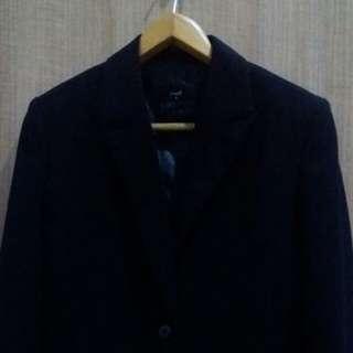 Formal Black Jacket by AFAF